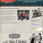 Site Launch:  Mark McCabe Repair & Service, Lindsay ON