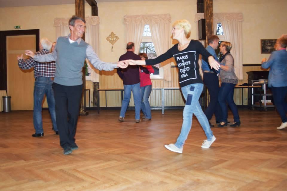 Samba Workshop bei der TS-Wienhausen