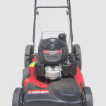 Dimensions of the Lawn Mower