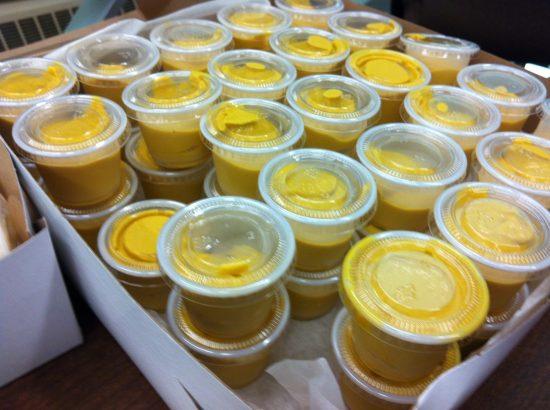 Mustard Mayhem Real World Math - Another Look at the Mustard