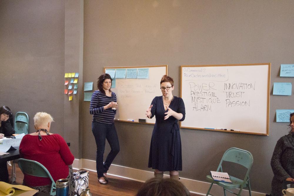 Tara Gentile - Quiet Power Strategy retreat