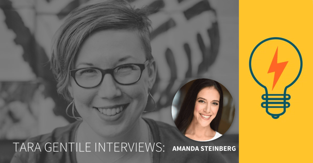 Tara Gentile interviews Amanda Steinberg, founder of DailyWorth and WorthFM, on Profit. Power. Pursuit.