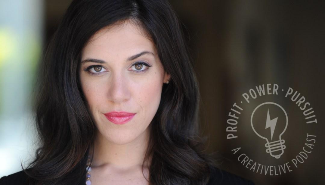 Amanda Steinberg, founder of DailyWorth & WorthFM, on Profit. Power. Pursuit. with Tara Gentile