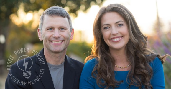 Jodi and Jason Womack on Profit. Power. Pursuit. with Tara Gentile