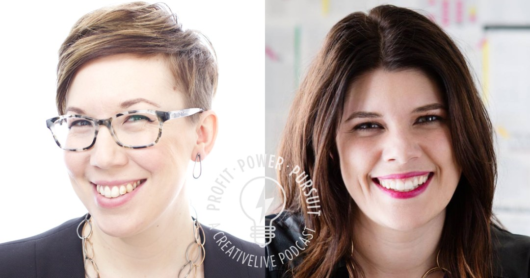Why Marketing Campaigns Fail with CoCommercial Founder Tara Gentile and Media Strategist Brigitte Lyons