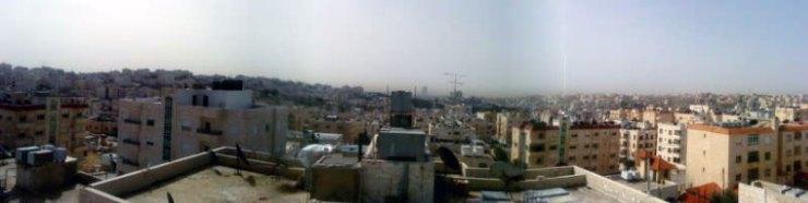 An Amman Skyline