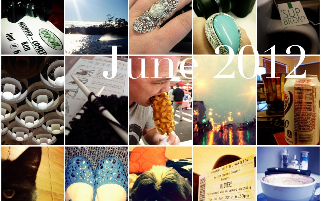 June 2012 Collage