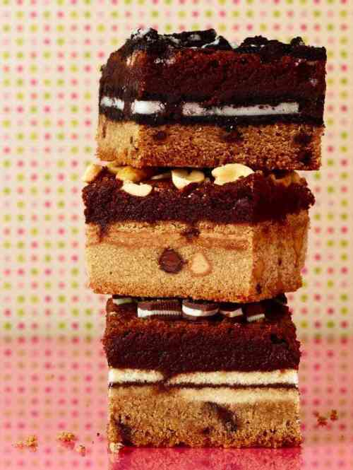 Medium Of Slutty Brownies Recipe