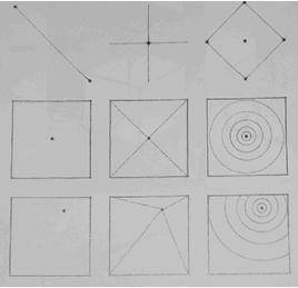Generación de una figura geométrica a partir de un punto