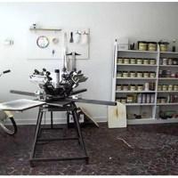 Maquinas convencionales de la flexografia