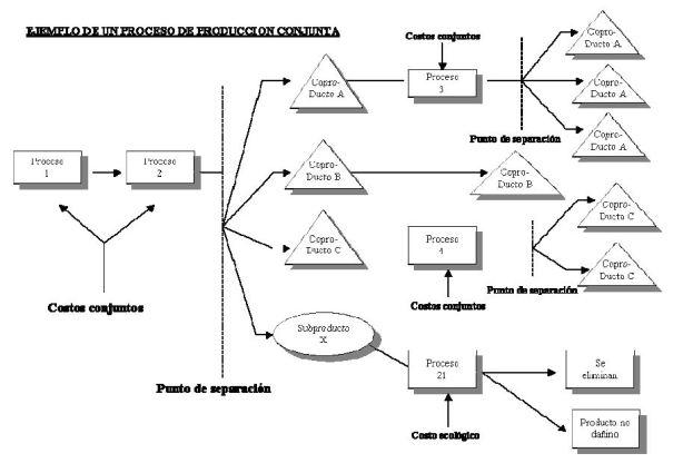 Proceso de producción conjunta