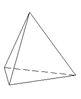 sólido Tetraedro