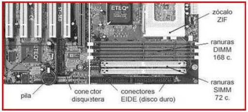 conector del disco duro