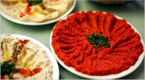 كبة نية سورية بدون لحم