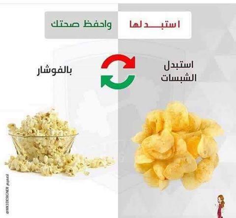 بدائل غذائية صحية ستغير حياتك 14479650_22625034105