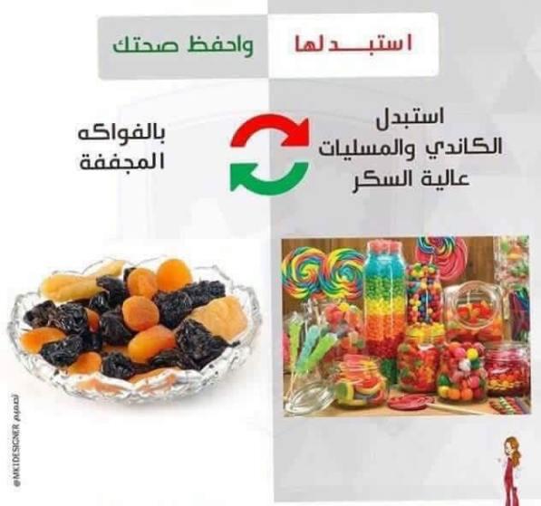 بدائل غذائية صحية ستغير حياتك 14572160_22625034305