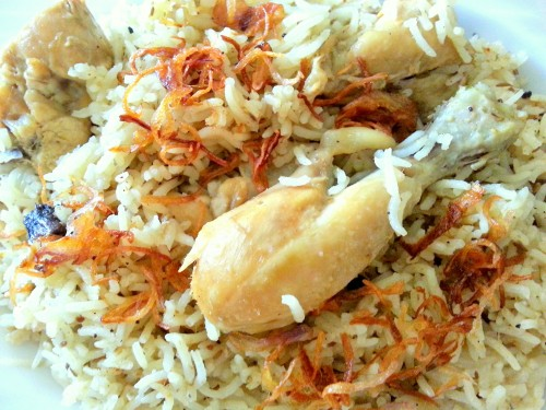 ����� ����� ������ ����� chicken-pulao1-e1475