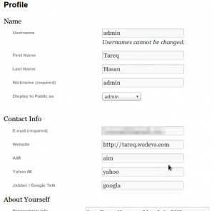 wp-user-frontend-edit-profile