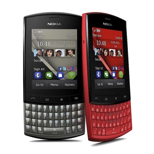 nokia asha 303 Nokia Asha 303 é lançado oficialmente no Brasil