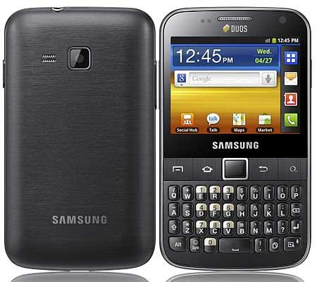Samsung Galaxy Y Pro Duos Review em Vídeo | Smartphone Samsung Galaxy Y Pro Duos