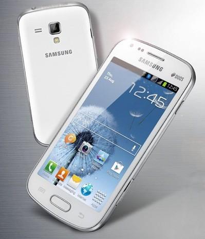 samsung galaxy s duos leak Samsung Galaxy S Duos: cara de Galaxy S III, mas com foco no dual chip SIM