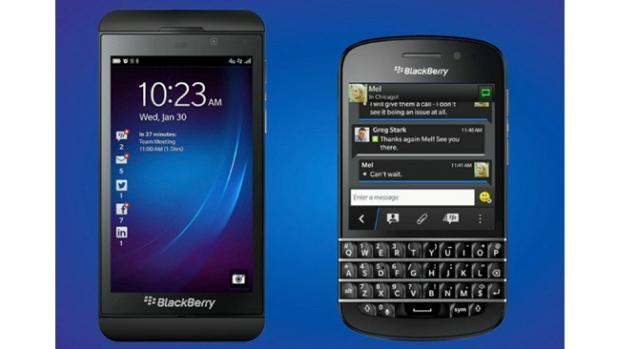 bbz10q10650 Veja o que acontece quando um usuário do iPhone ou Android usa o BlackBerry Z10