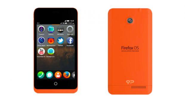 firefox os phone 640x360 Mozilla promete: smartphones com Firefox OS custarão o equivalente a US$ 100
