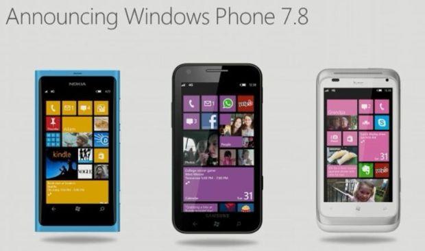 windows phone 7 8 start screen Windows Phone 7.8 é lançado oficialmente: dispositivos começam a ser atualizados