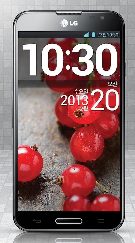 84696533444c5b56bc13o LG Optimus G Pro, com tela de 5.5 polegadas, é anunciado oficialmente