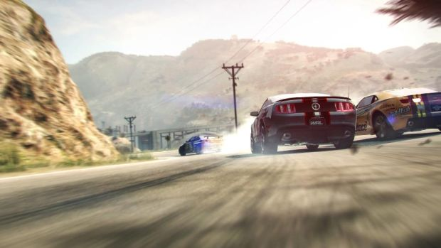 grid2 01 [Vídeo] Codemasters mostra as manobras de drift em GRID 2