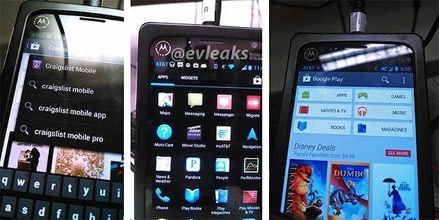 moto att leak Fotos de um smartphone da Motorola com Android puro vazam na web (Motorola X Phone?)