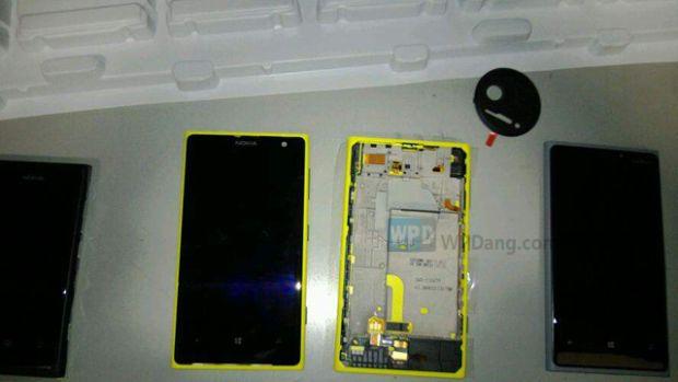 WPDang EOS 21 Nokia EOS, com câmera de 41 MP, em fotos (e pedaços) vazadas na internet