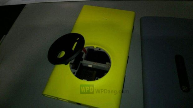 WPDang EOS 4 Nokia EOS, com câmera de 41 MP, em fotos (e pedaços) vazadas na internet