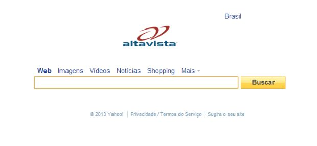 altavista logo Yahoo encerra o AltaVista (que eu não fazia ideia que ainda funcionava) e outros vários produtos