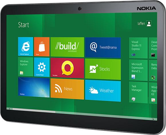 NokiaTabletImage Mais detalhes sobre o suposto tablet da Nokia com Windows 8.1 são revelados