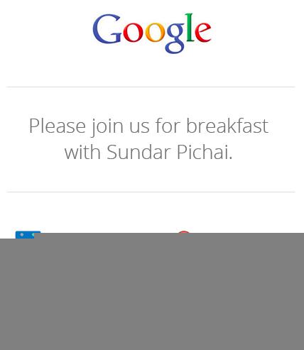 google invite1 [Rumor] Novo Nexus 7 deve ser apresentado em evento da Google na semana que vem