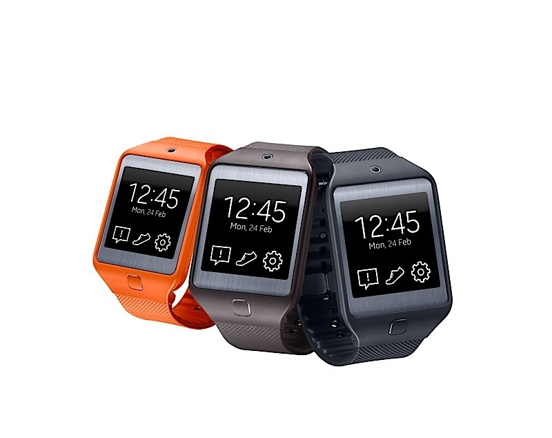 gear 2 neo 1 MWC 2014 | Os wearables na Mobile World Congress