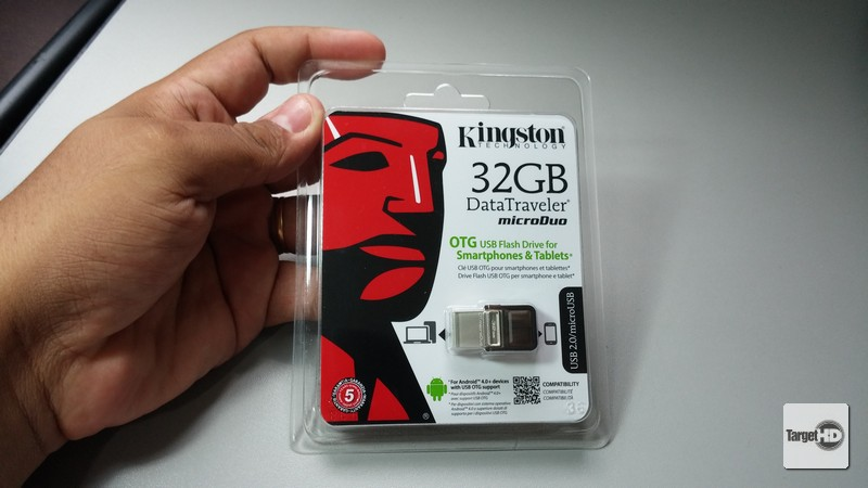 KingstonMicroDuo00001 Review | Pendrive Kingston MicroDuo