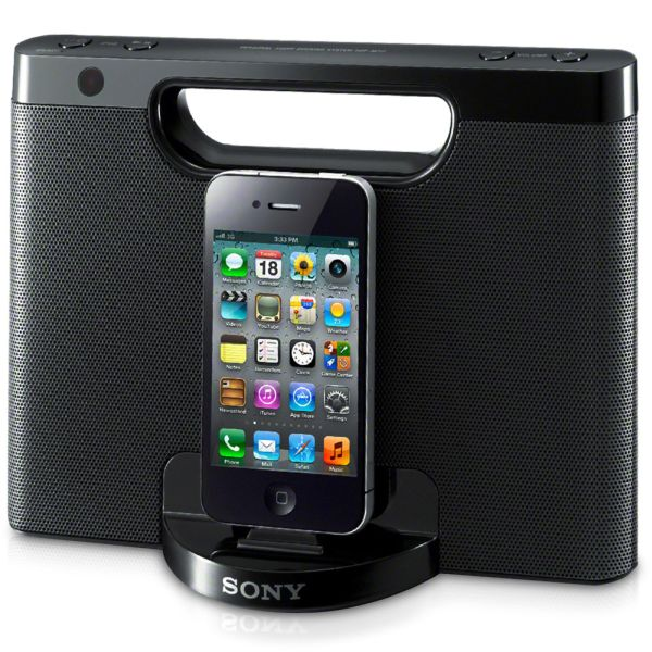 Docking Station Sony RDP-M7IP