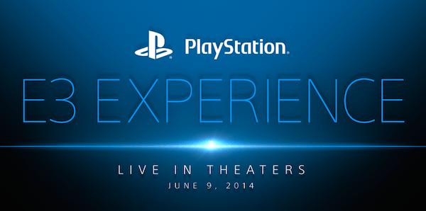 playstation e3 experience Sony vai exibir seu evento na E3 2014 em salas de cinema dos EUA e Canadá