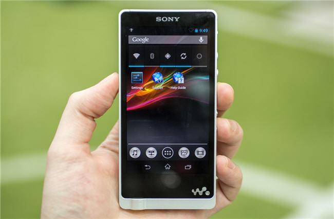 650 1000 sony zx1 6 O Sony Walkman voltou, como um player multimídia de ponta