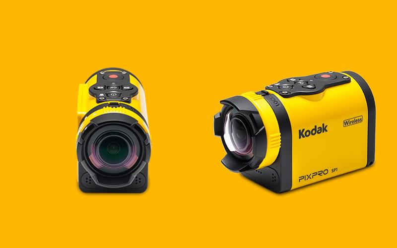 Kodak PixPro SP1 Kodak PixPro SP1, uma excelente alternativa à GoPro