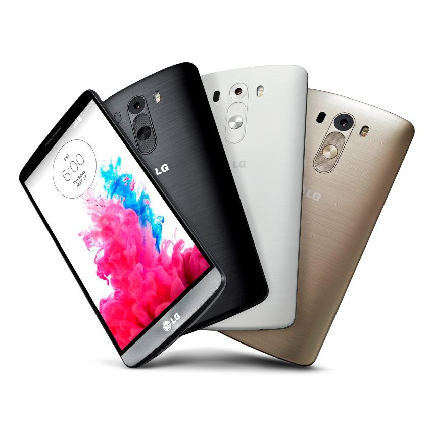 LG G3 Cores