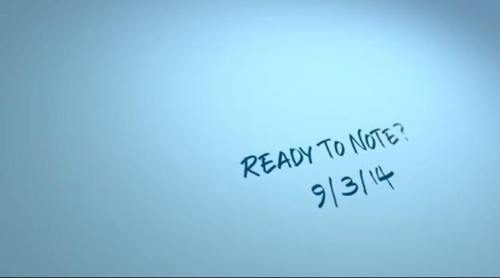 note 4 teaser Vídeo   Teaser do Samsung Galaxy Note 4