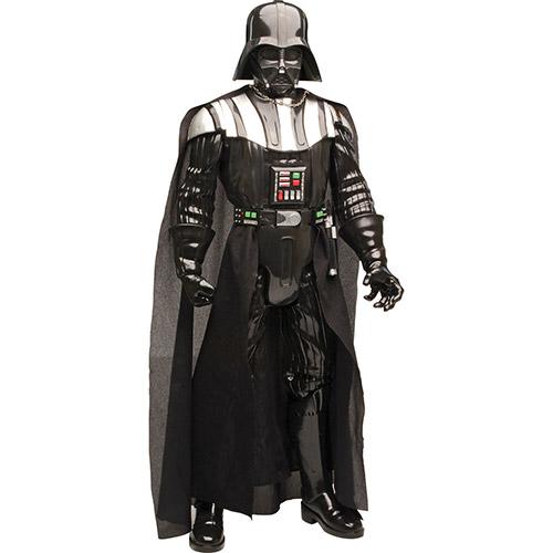 113853085 1GG Dicas de Compras | Boneco Darth Vader Articulado 79cm   DTC