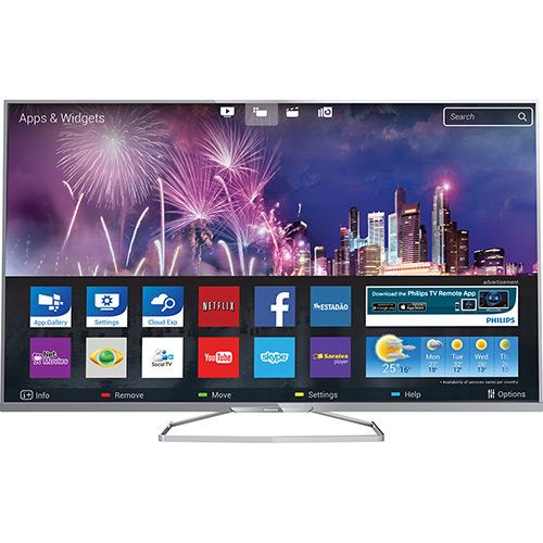 119797011 1GG Dicas de Compras | Smart TV Led 42 Philips 42Pfg5909/78 Full HD, por R$ 1.614