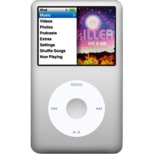 6988582 1GG Dicas de Compras | iPod Classic 160GB   Silver   Apple (últimas unidades)