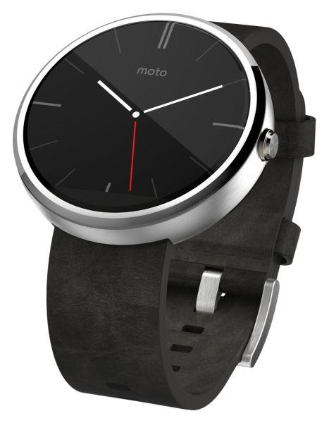 Moto 360 Dynamic Gray Motorola Moto 360 é lançado oficialmente no Brasil