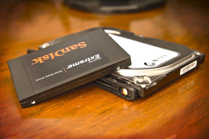 Sandisk SSD y HDD Alguns mitos sobre as unidades SSD