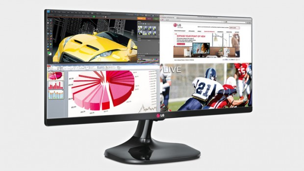 lg ultrawide LG apresenta no Brasil o seu novo monitor Ultrawide 25UM65